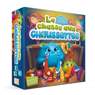 Lifestyle Chasse aux chaussettes (la) [French]