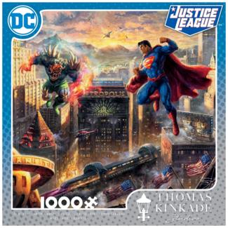 CEACO DC - Justice League - Superman Man of Steel (1000 pièces)
