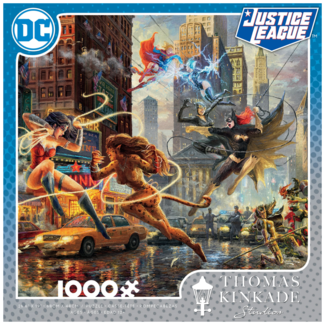 CEACO DC - Justice League - Women of DC (1000 pieces)