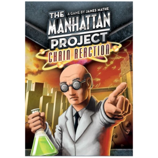 Minion Games Manhattan Project (the) - Chain Reaction [English]