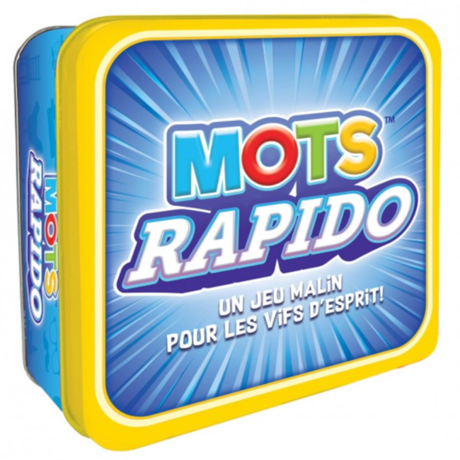 FoxMind Mots Rapido [French]