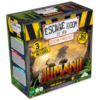 Identity Games International Escape Room - Le jeu - Jumanji [French]