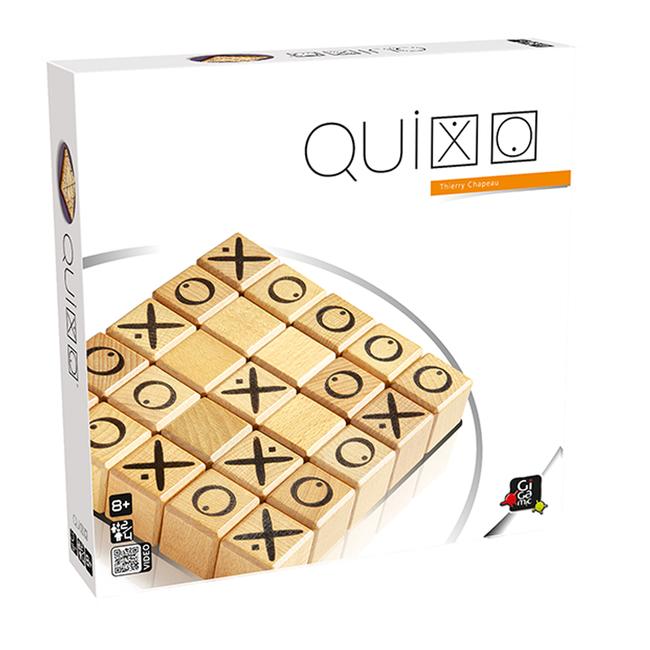 Gigamic Quixo [multilingue]