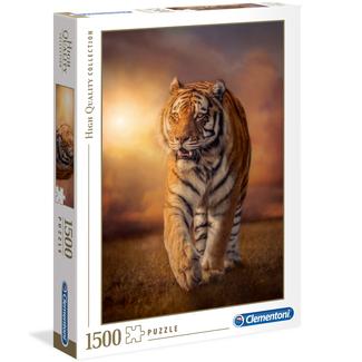 Clementoni Tiger (1500 pieces)