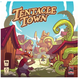 Monster Fight Club Tentacle Town [anglais]