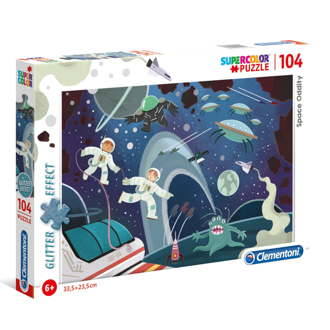 Clementoni Space Oddity (104 pieces)