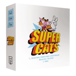 Grrre Games Super Cats [français]