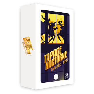 Hubvious Games Tapage Nocturne [French]