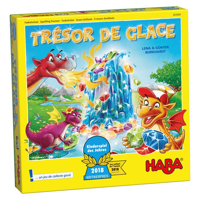 Haba Trésor de glace [français]
