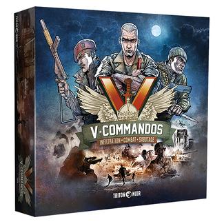 Triton Noir V-Commandos [multilingue]