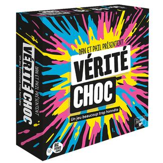 Big Potato Games Vérité choc [French]