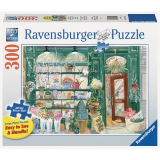 Ravensburger La boutique de fleurs - Large (300 pièces)