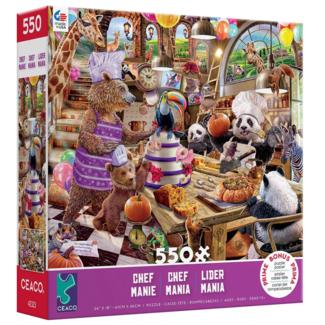 CEACO Chef Mania (550 pieces)