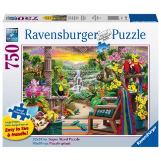 Ravensburger Tropical Retreat (750 pieces)