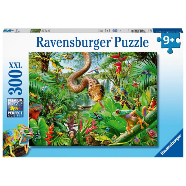 Ravensburger Le parc des reptiles (300 pièces)