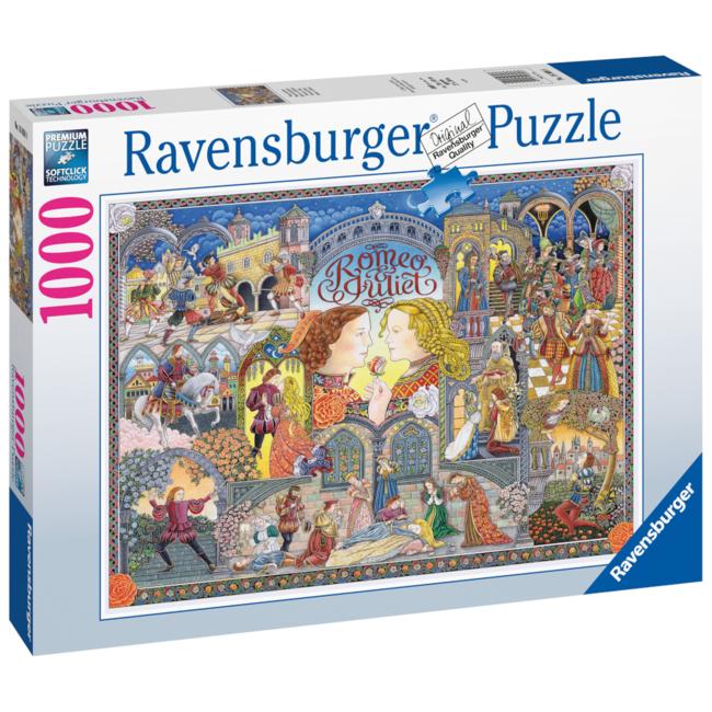 Ravensburger Romeo & Juliet (1000 pieces)