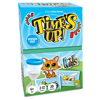 Repos Production Time's Up - Kids  (version chat) [French]