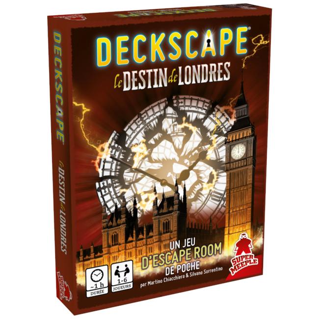 Super Meeple Deckscape (2) - Le destin de Londres [français]