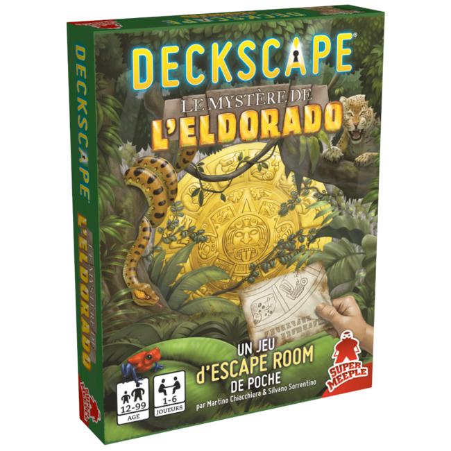 Super Meeple Deckscape (4) - Le mystère de l'El Dorado [French]