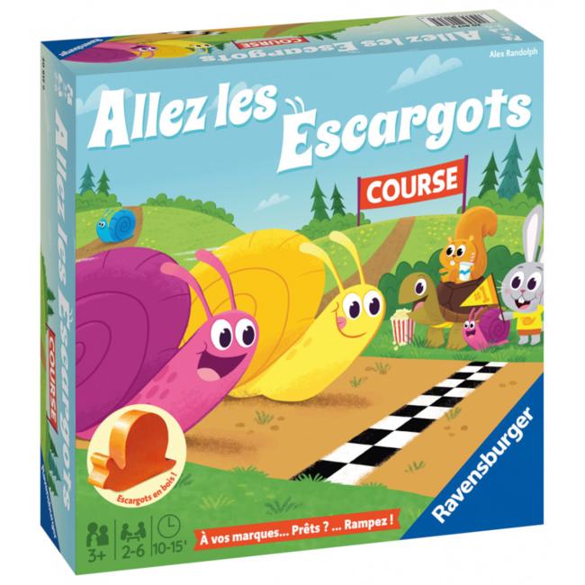 Ravensburger Allez les escargots [français]
