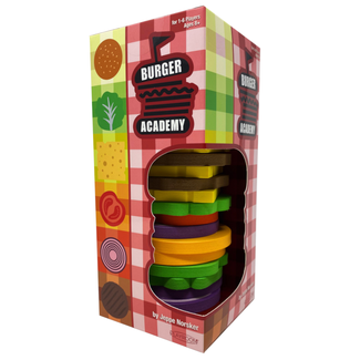 Ultra Pro Bord Games Burger Academy [English]