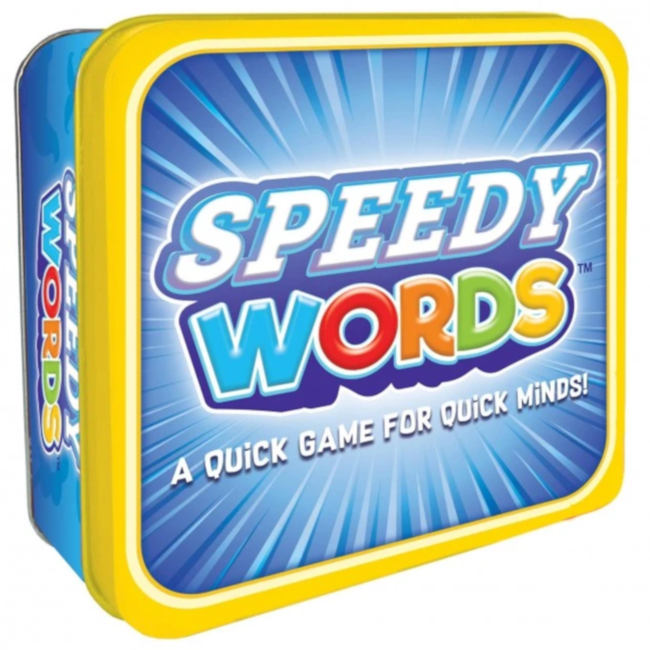 FoxMind Speedy Words [anglais]