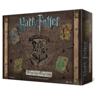 USAopoly Harry Potter - Bataille à Poudlard [French]