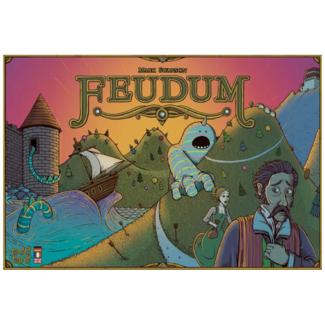 Odd Bird Games Feudum - Big Box [multilingue]