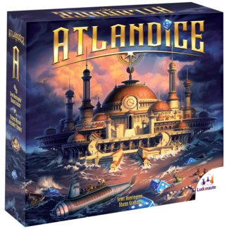 Ludonaute Atlandice [Multi] *** Damaged Box - 001 ***