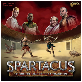 Gale Force Nine Spartacus (New Edition) [French]