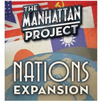 Minion Games Manhattan Project (the) : Nations [anglais]