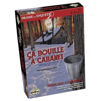 Gladius Drame et enquête - Ça bouille à la cabane [French]