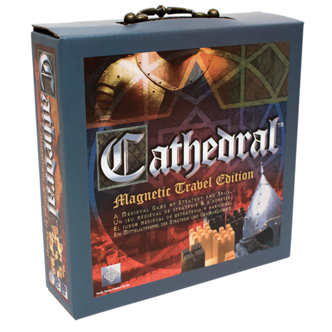 Family Games Cathedral - Travel Edition [Multi]