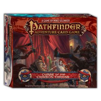 Paizo Pathfinder - Adventure Card Game : Curse of the Crimson Throne [anglais]