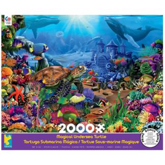 CEACO Tortue sous-marine magique (2000 pièces)