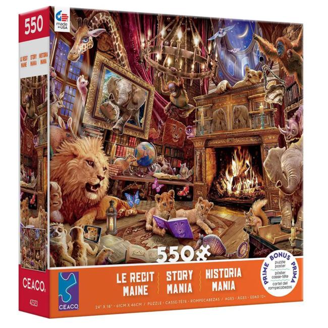CEACO Story Mania (550 pieces)