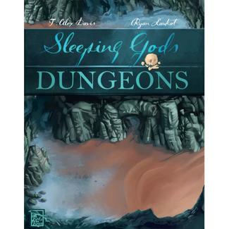 Red Raven Games Sleeping Gods : Dungeons [English]