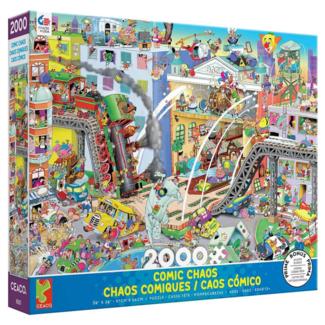 CEACO Comic Chaos (2000 pieces)