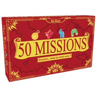 Oya 50 missions [French]