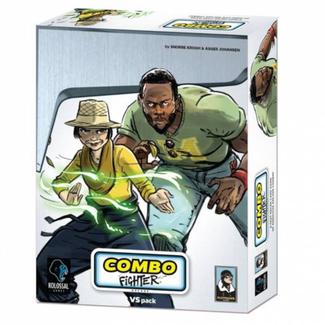 Matagot Combo Fighter : Vs Pack 2 (Boko & Yoshida) [anglais]