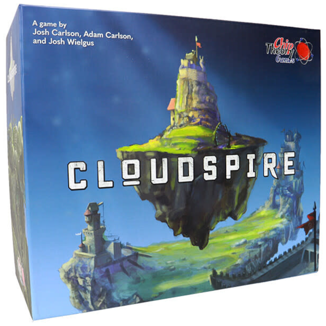 Chip Theory Game Cloudspire (2nd Edition ) [anglais]