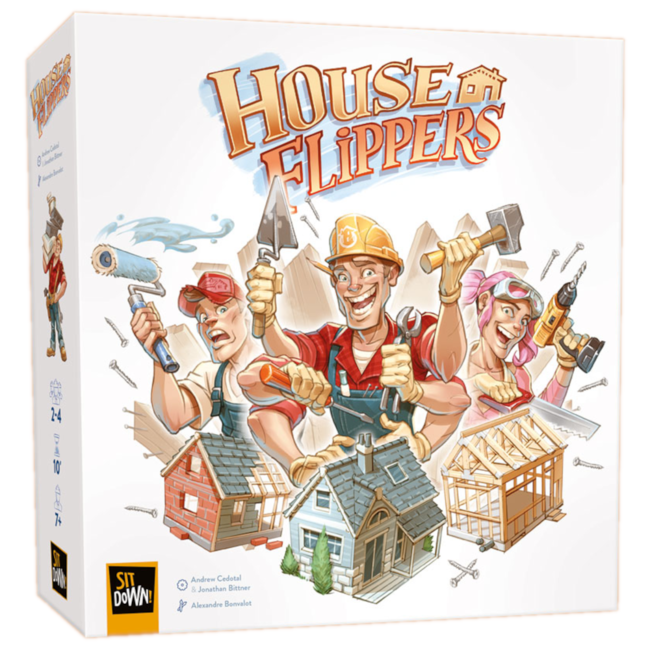 Sit Down ! House Flippers [Multi]