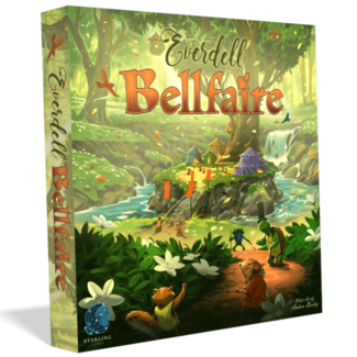 Starling Games Everdell : Bellfaire [anglais]
