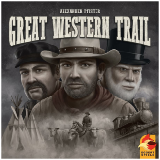 Eggertspiele Great Western Trail [Multi]