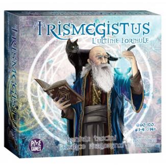 Pixie Games Trismegistus - L'ultime formule [French]