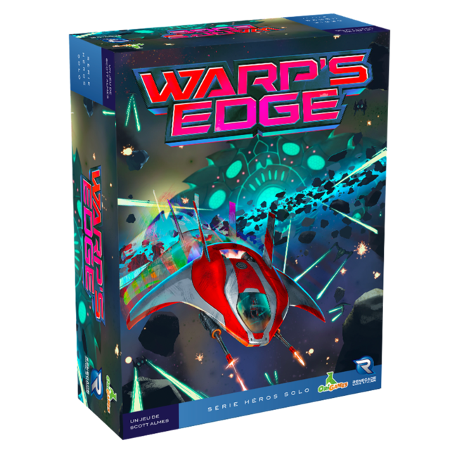 OriGames Warp's Edge [French]