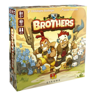 Ankama Brothers [multilingue]