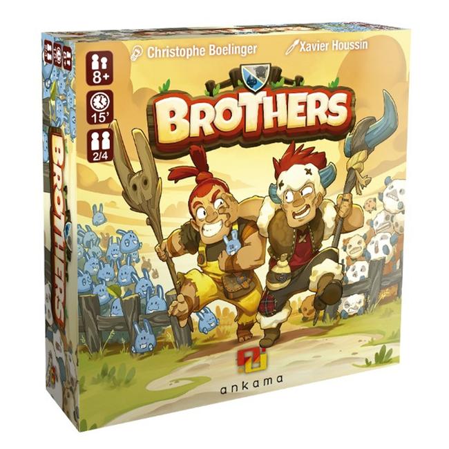 Ankama Brothers [Multi]
