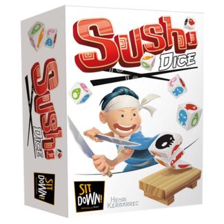 Sit Down ! Sushi Dice [Multi]