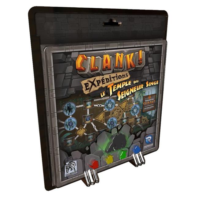 OriGames Clank ! : Expéditions - Le temple du seigneur singe [français]